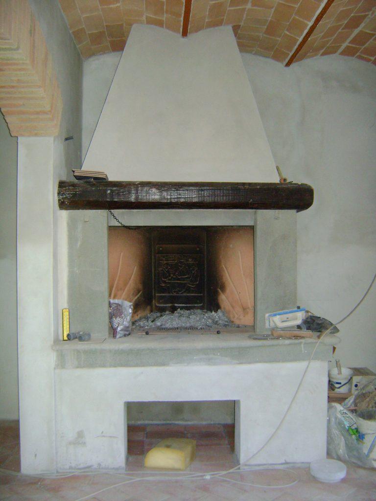 Restauro di antica casa cantoniera
